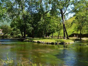 Parque de La Fuentona de Ruente