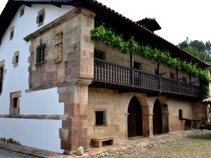 Casona del Barrio del Cantero. Barcenillas